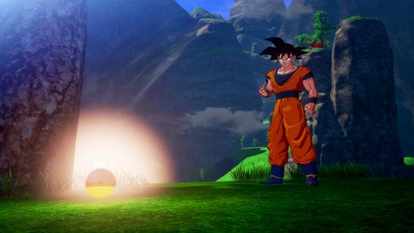 Confirmados los contenidos gratuitos que añadirá la próxima actualización de Dragon Ball Z: Kakarot