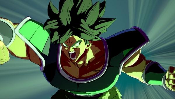 Dragon Ball FighterZ | Broly (DBS) se muestra en su primer tráiler