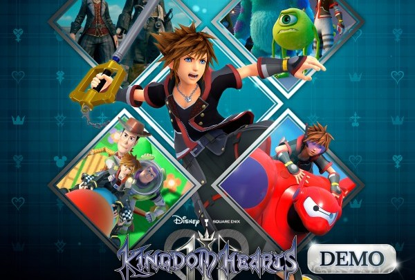 Square Enix lanza una demostración jugable de Kingdom Hearts III para PS4 y Xbox One