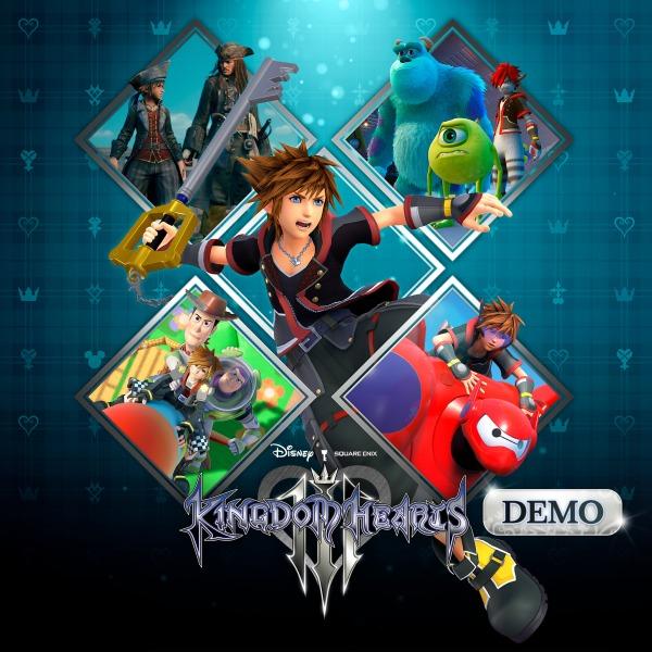 Square Enix lanza una demostración jugable de Kingdom Hearts III para PS4 y Xbox One