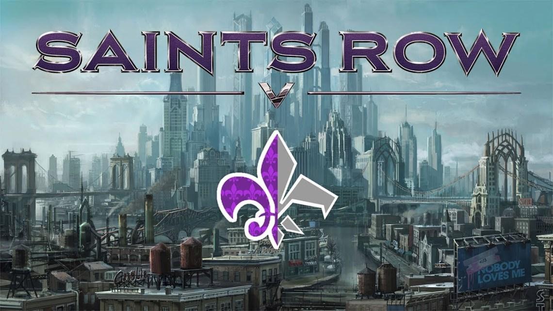 Saints Row V retrasa su lanzamiento hasta el próximo año fiscal