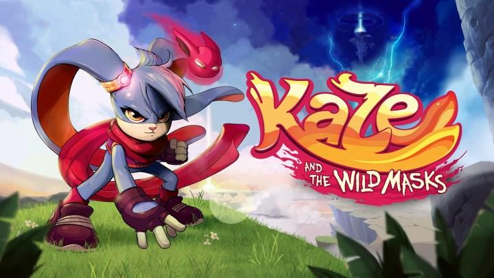 Kaze and the Wild Masks, plataformas aclamado por la crítica, debuta en PS4, Xbox One, Switch y PC