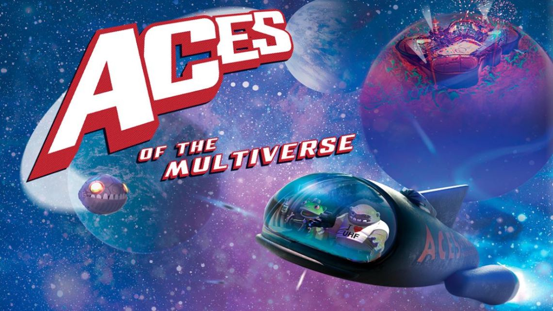 Aces of the Multiverse ya disponible en exclusiva para PlayStation 4