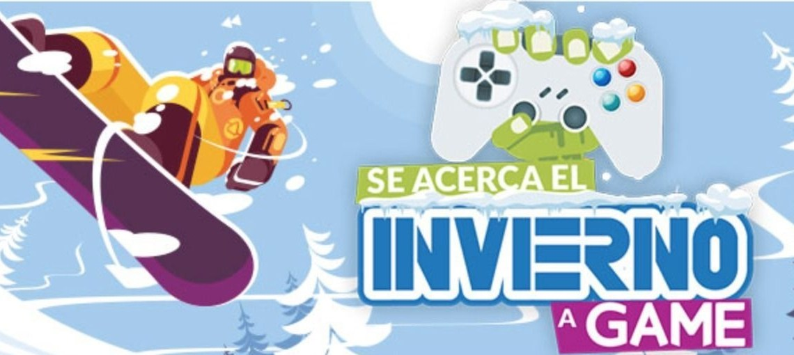 'Se acerca el invierno' a GAME con nuevas ofertas en packs y videojuegos