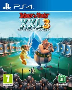 Asterix & Obelix XXL3: El Menhir de Cristal