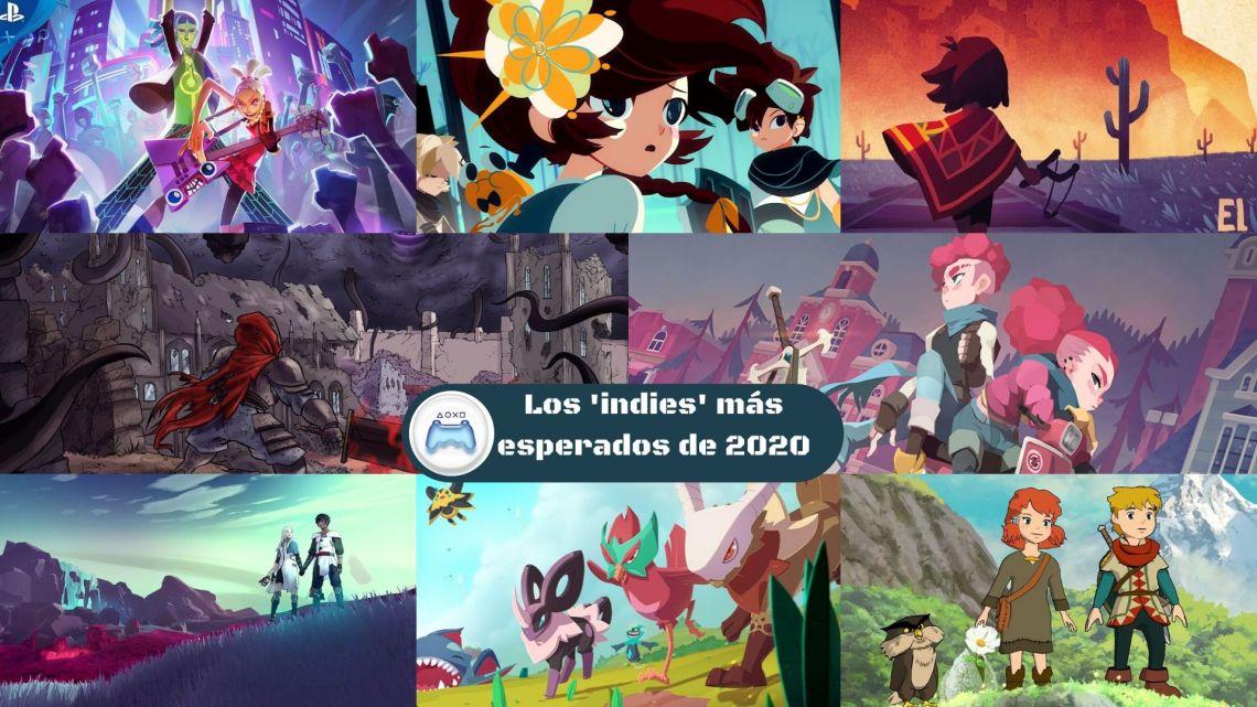Especial | Los juegos 'indie' más esperados de 2020