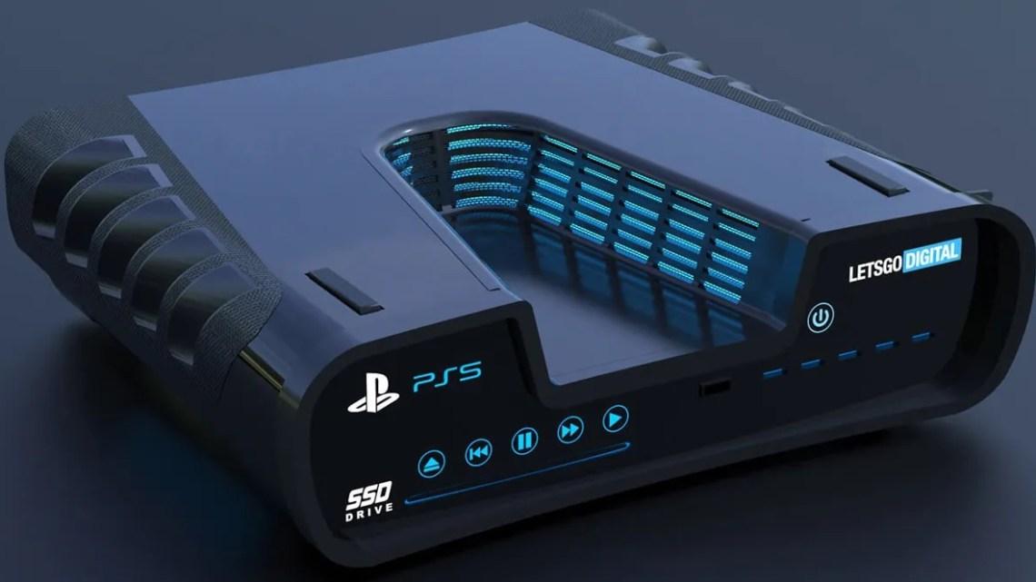 La web oficial de PlayStation Japón filtra el posible diseño final de PS5