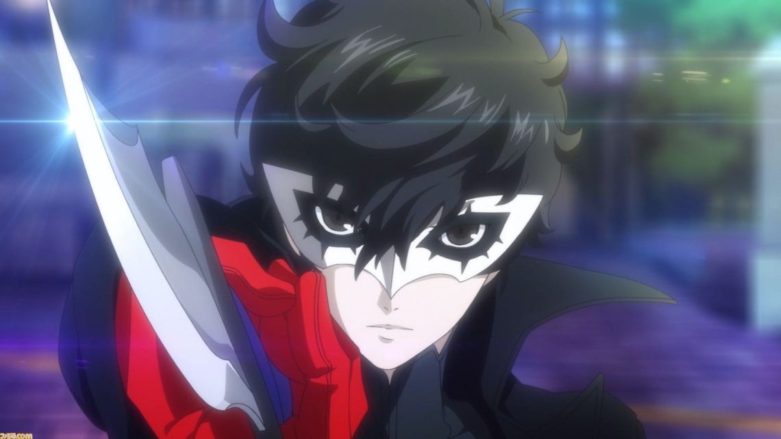 Persona 5 Scramble: The Phantom Strikers estrena su tercer tráiler oficial