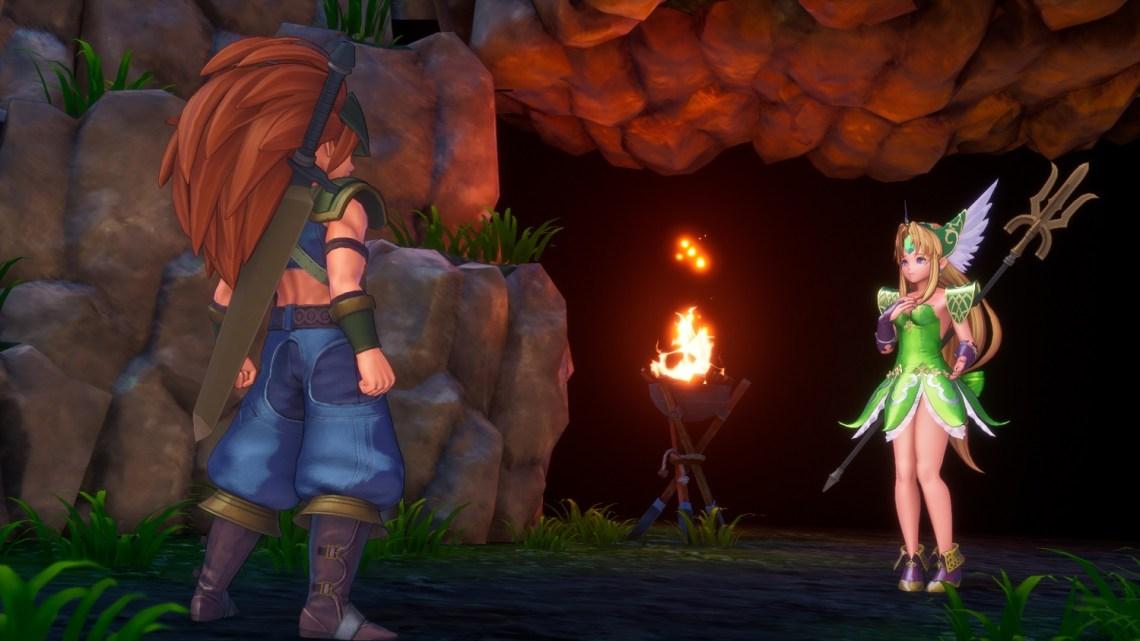 Nuevos detalles e imágenes sobre las localizaciones de Trials of Mana