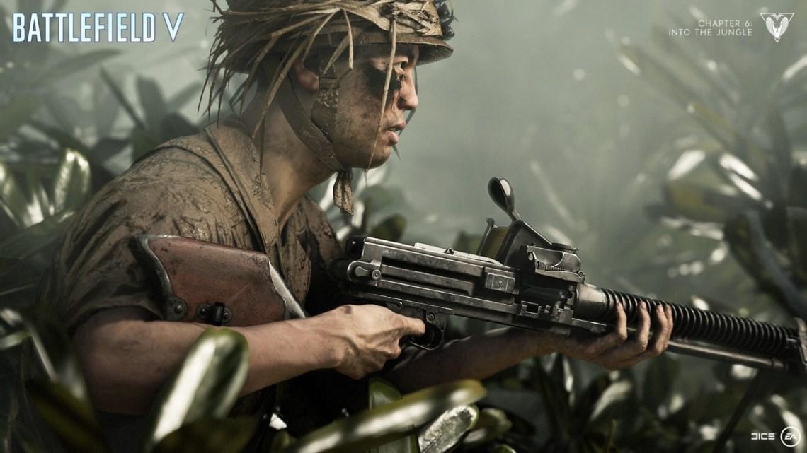 Battlefield 1 anuncia detalles, fecha de lanzamiento y tráiler de 'Capítulo 6: En la jungla'