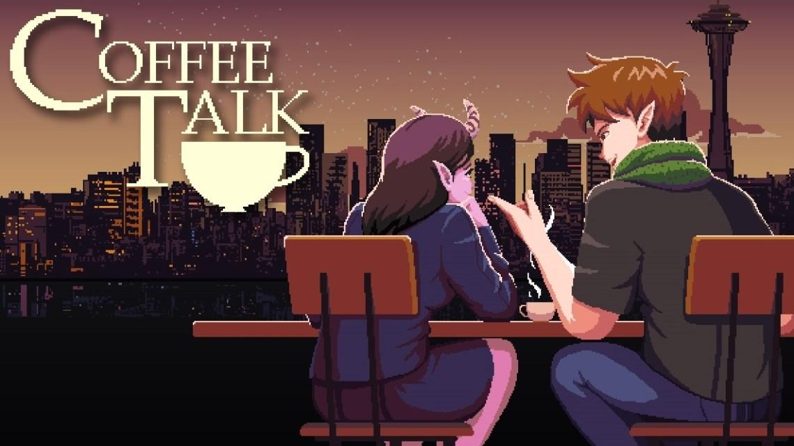 Habla, escucha y sirve cafés en 'Coffee Talk', nueva aventura conversacional para PS4, Switch, Xbox One y PC