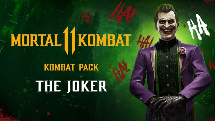 Mortal Kombat 11 | Joker se presenta en un increíble tráiler y confirma fecha de lanzamiento