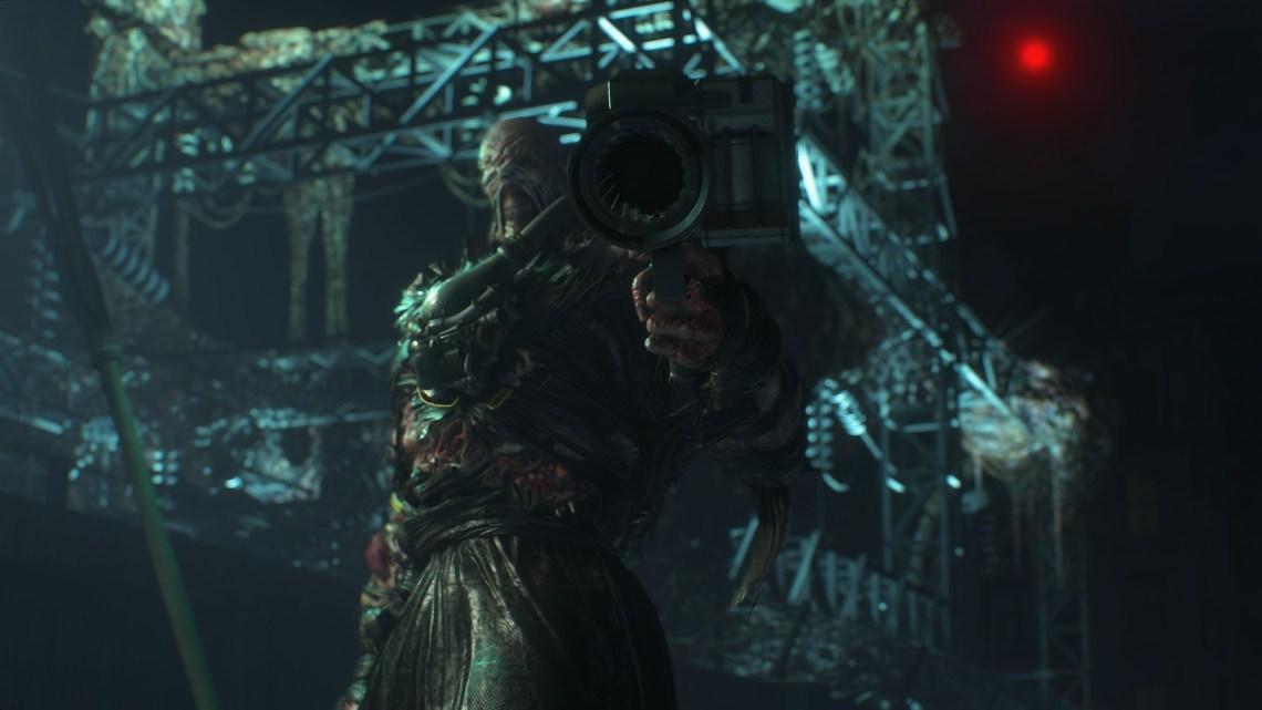 Resident Evil 3 se exhibe en una increíble y terrorífica galería de imágenes