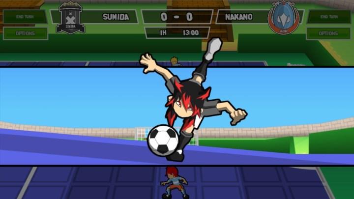 Ganbare! Super Strikers, RPG táctico de fútbol, llegará en febrero a PS4, PS Vita, Xbox One y Switch