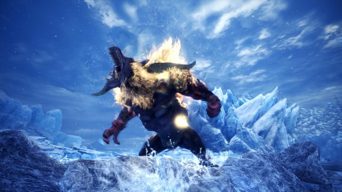 Monster Hunter World: Iceborne presenta detalles, tráiler y fecha de la tercera actualización gratuita