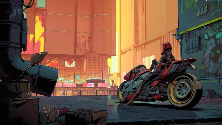 Cyberpunk 2077 | CD Projekt RED comparte un nuevo artwork