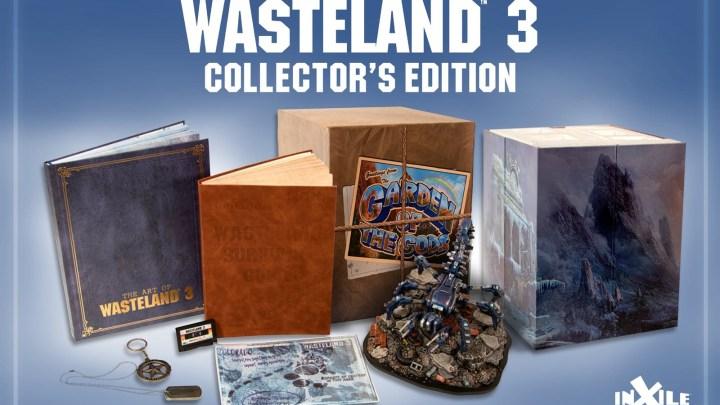 Anunciada la edición para coleccionistas de Wasteland 3