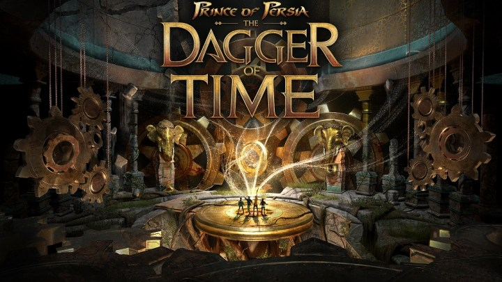 Prince of Persia: The Dagger of Time se presenta en su primer tráiler