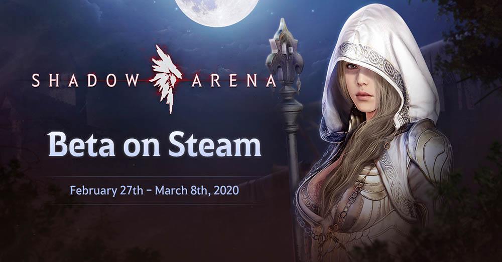 La Beta jugable de Shadow Arena se lanza el 27 de febrero y ya puedes registrarte