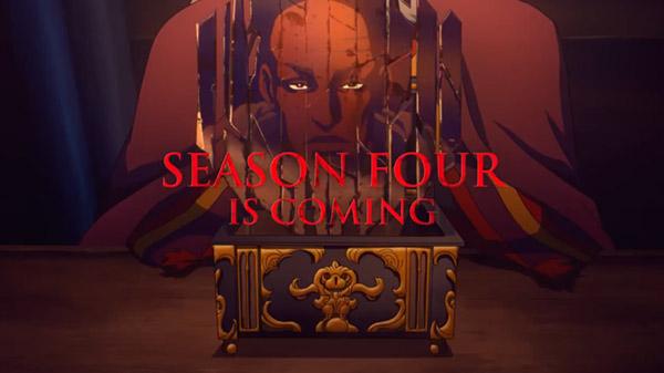 Netflix anuncia una cuarta temporada para la serie Castlevania