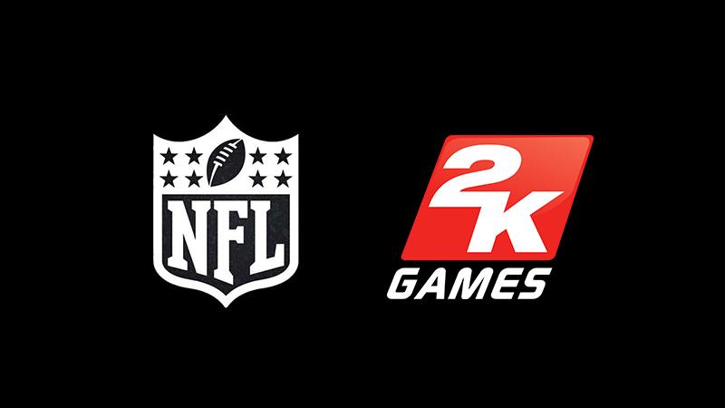 2K anuncia un acuerdo con la NFL para producir juegos de fútbol americano