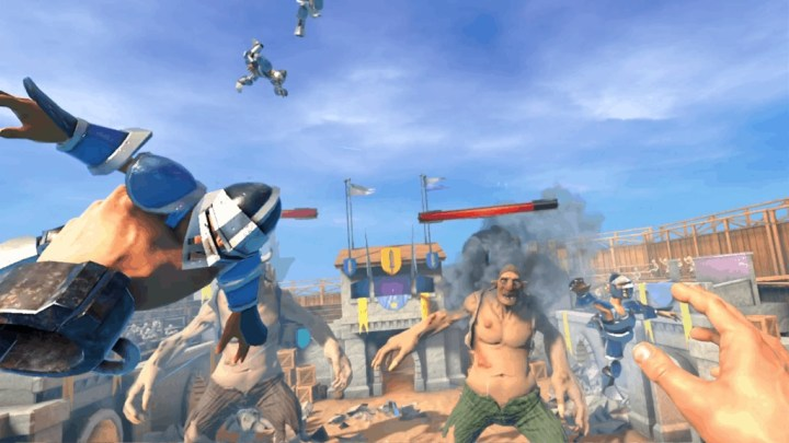 Anunciado Good Goliath para PlayStation VR