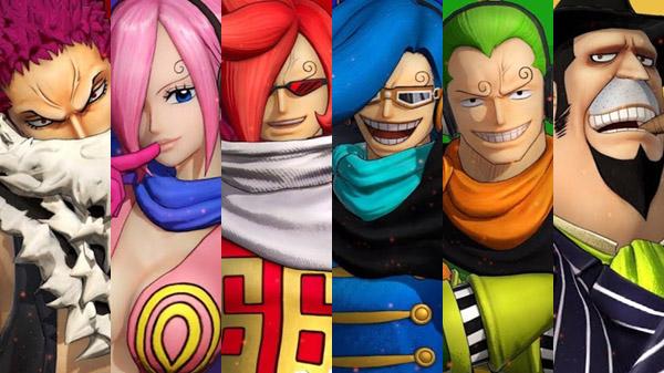 One Piece: Pirate Warriors 4 nos presenta nuevos personajes en vídeos inéditos