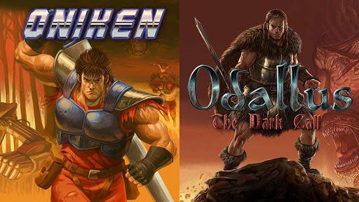 Oniken: Unstoppable Edition y Odallus: The Dark Cal se lanzarán el 25 de marzo en PS4