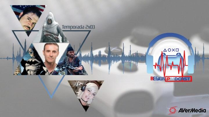 Regionpodcast 2.3 :: Invitado Claudio Serrano