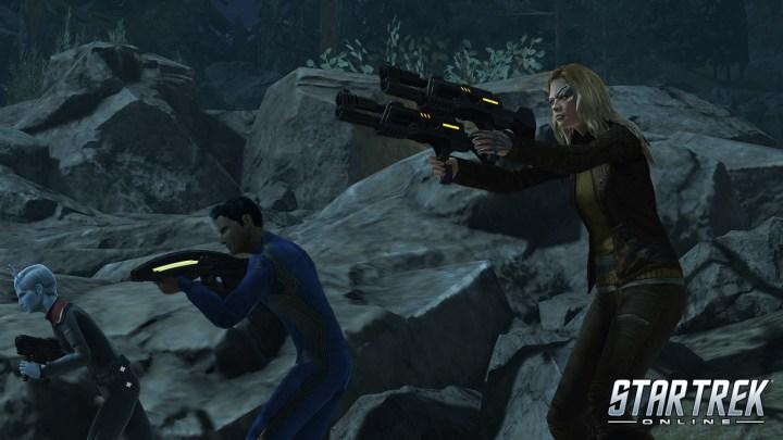 Star Trek Online anuncia la celebración del 'Día del Primer Contacto' en PS4, Xbox One y PC