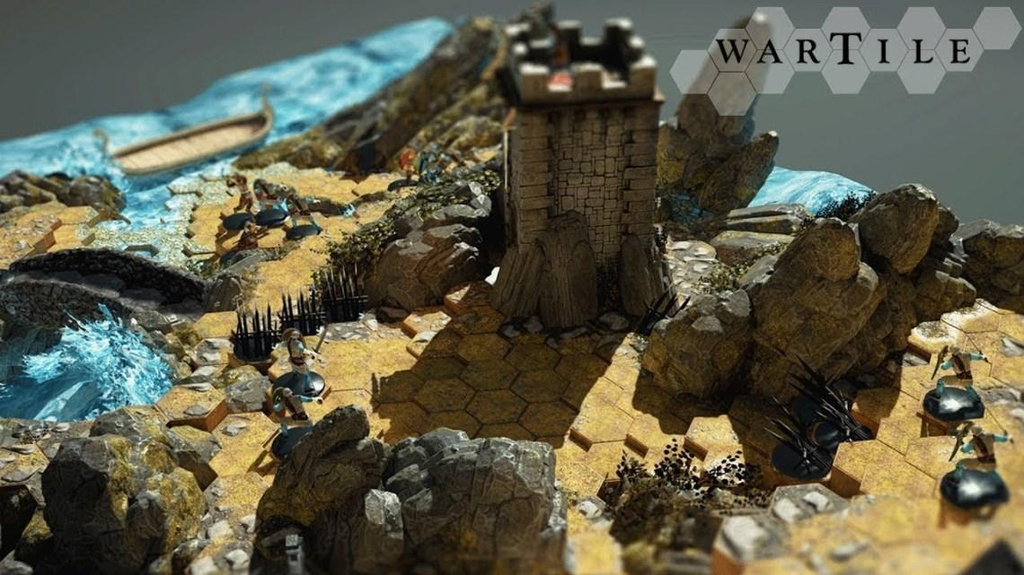 Wartile, el juego de estrategia y acción, debuta en PS4