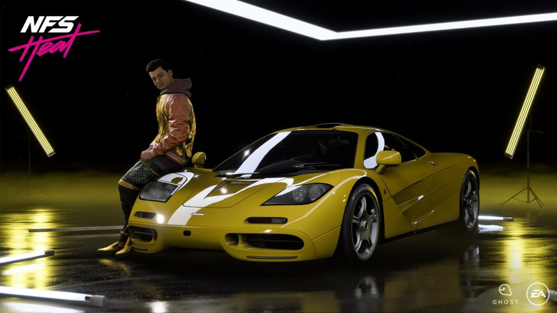 Need for Speed: Heat recibe la actualización de marzo con nuevos coches