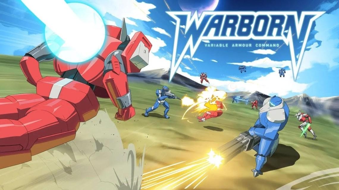 Warborn ya disponible en formato físico para PlayStation 4 y Nintendo Switch