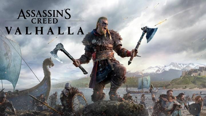 Este es el tamaño que ocupará Assassin's Creed Valhalla en consola