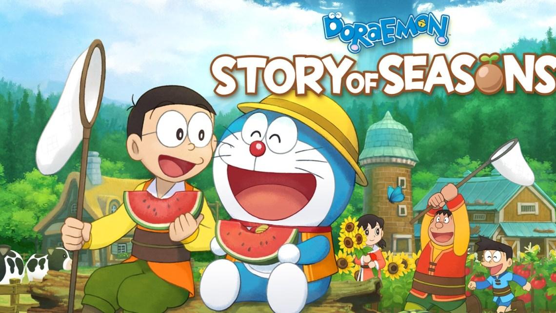 Doraemon Story of Seasons se lanzará en Europa el 4 de septiembre para PS4 | Tráiler oficial