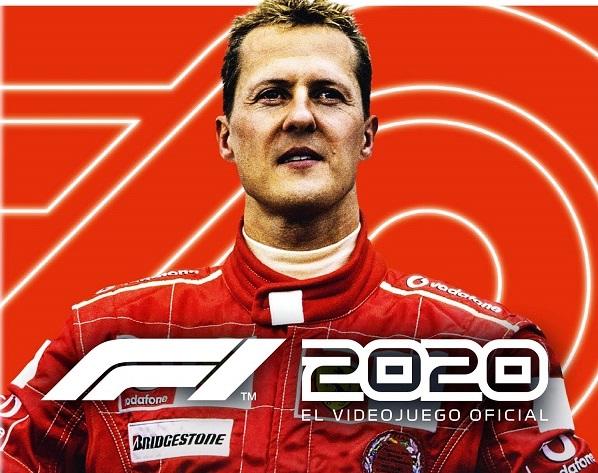 Ya disponible la Schumacher Edition de F1 2020 en formato físico y digital