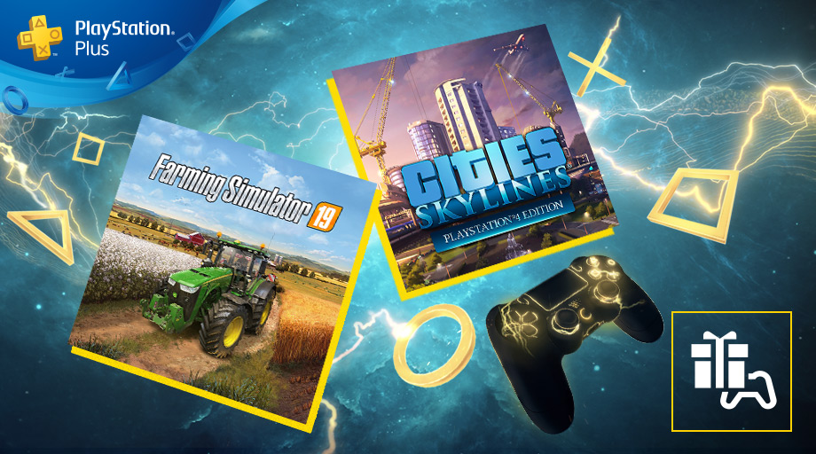 PlayStation Plus | Ya disponibles los juegos gratuitos de mayo 2020