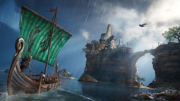 Assassin's Creed Valhalla exhibe sus combates, exploración, sigilo y más en un extenso gameplay