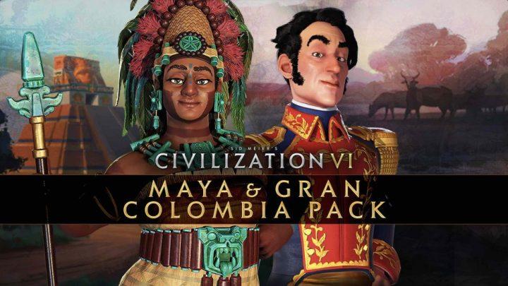 """Sid Meier's Civilization VI – New Frontier recibe el """"Pack de los mayas y Gran Colombia"""""""