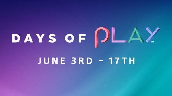 Sony anuncia el regreso de la promoción Days of Play del 25 de mayo al 8 de junio