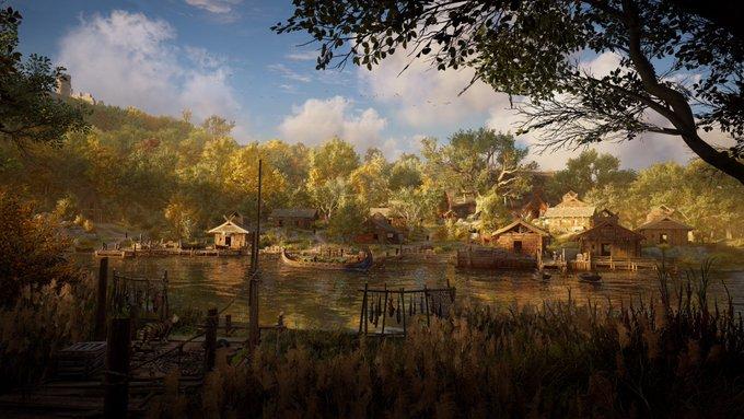 Assassin's Creed Valhalla nos presenta su primer asentamiento