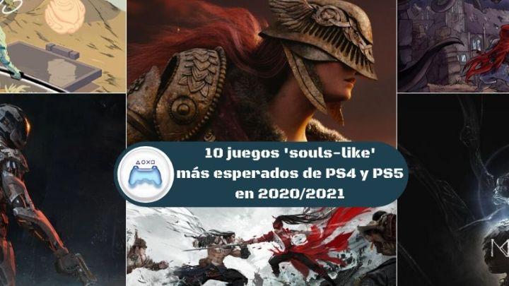 Top 10 juegos 'Souls-Like' más prometedores para PS4 y PS5