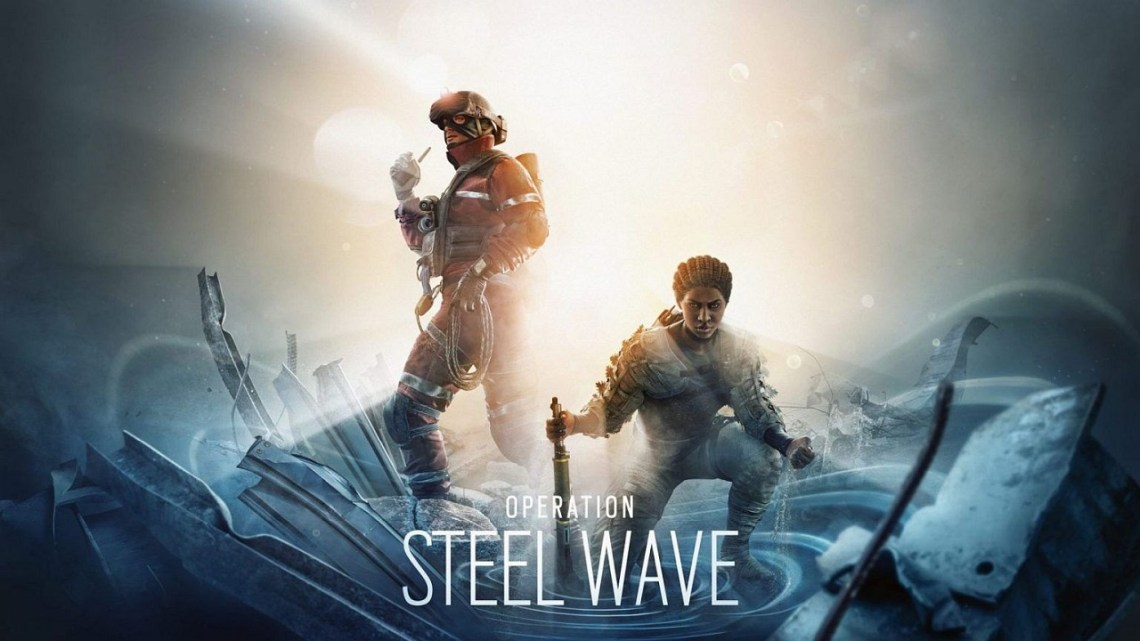 Ubisoft presenta 'Operation Steel Wave', segunda temporada del Año 5 de Rainbow Six Siege