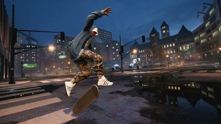 Primer gameplay de Tony Hawk's Pro Skater 1 + 2 funcionando en las conslas de nueva generación