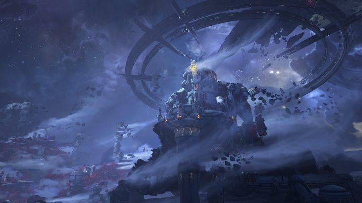 Primeras imágenes de la campaña descargable de DOOM Eternal
