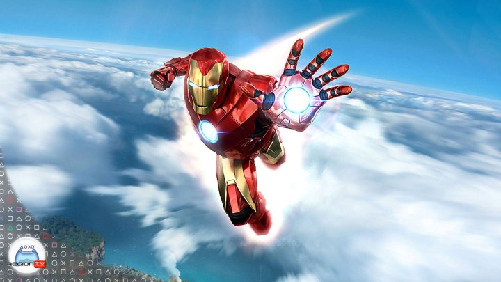 Region TV   Toma de Contacto: Marvel's Iron Man VR