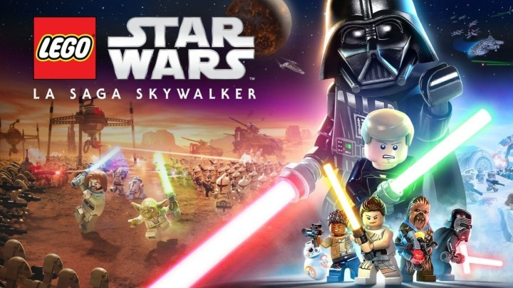 LEGO Star Wars: The Skywalker Saga se retrasa a 2021 según la página web oficial
