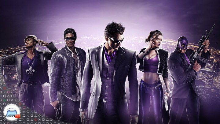 Region TV | Toma de Contacto: Saints Row The Third Remastered
