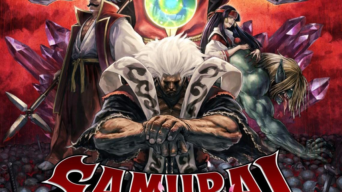 Samurai Shodown NeoGeo Collection llegará a PS4 en junio