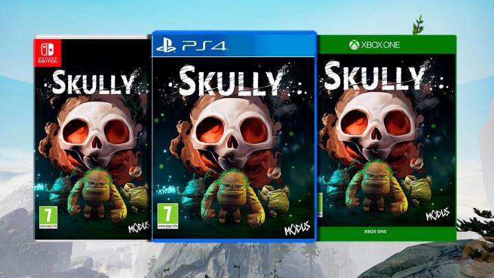 Aventura y plataformas llegan a PS4, Xbox One y Switch de la mano de Skully